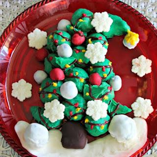 OREO Cookie Ball Grinch Tree