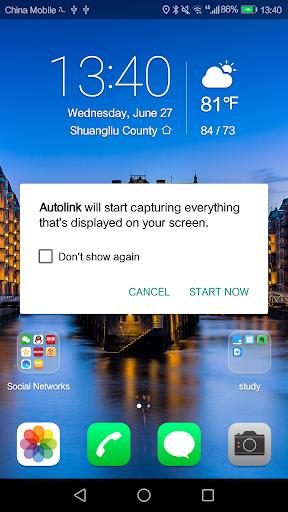 Vehicle multimedia entertainment APP Autolink  screenshots 2
