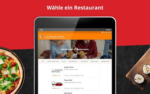 LIEFERHELD | Order Food screenshot 7