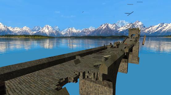 Bridge Racer Beta - Craft It! screenshot