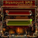Steampunk GO SMS Theme icon