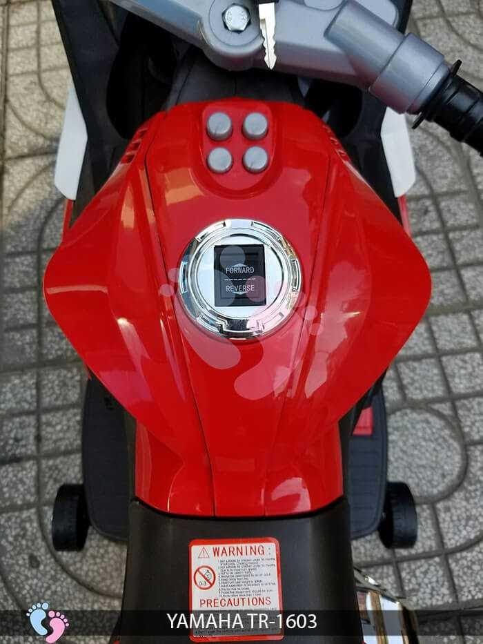 Xe moto điện thể thao Yamaha TR1603 17