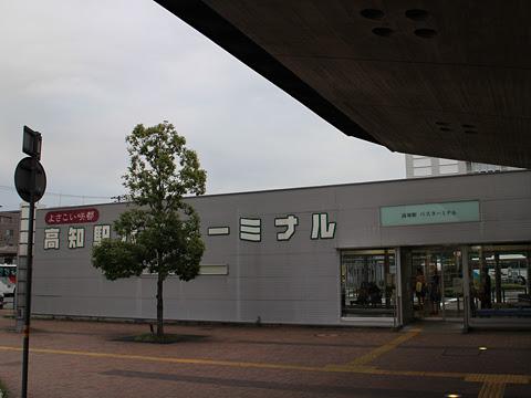 高知駅バスターミナル その1
