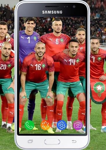 Team of Morocco - Wallpaper ss3