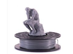 MadeSolid Grey PET+ Filament - 1.75mm (1lb)