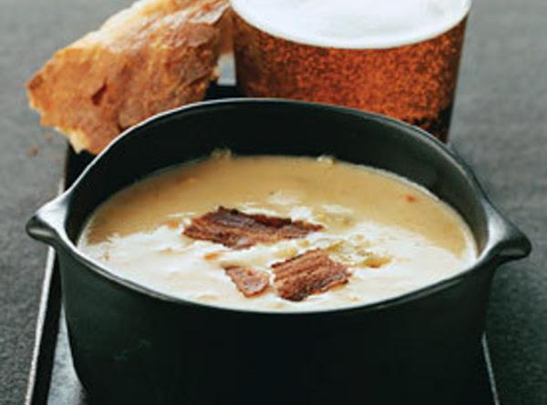 Cheddar-ale Soup Recipe