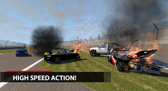 Car Crash Destruction Engine Damage Simulator - náhled