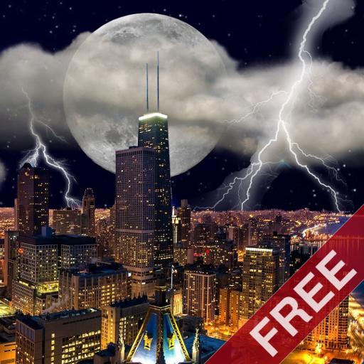 Thunderstorm Chicago - LWP
