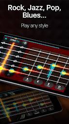Guitar - play music games, pro tabs and chords! APK screenshot thumbnail 3