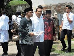 Jokowi kembali singgah dan kunjungi Ngawi