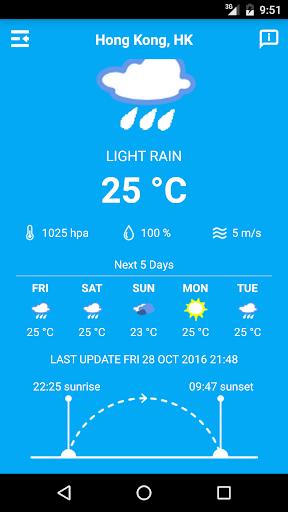 玩免費天氣APP|下載中国天气 app不用錢|硬是要APP