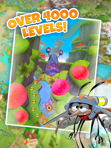 Best Fiends - Free Puzzle Game apktram screenshots 13