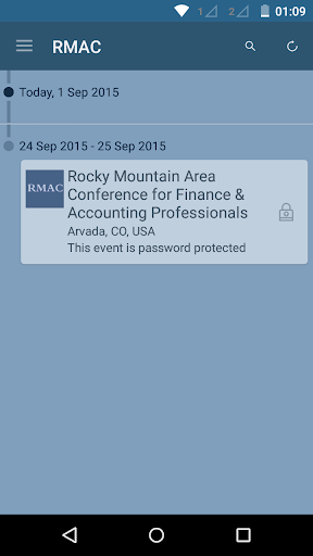 Rocky Mountain Area Conference