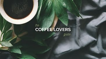 The Coffee Lovers Guide - YouTube Channel Art Template