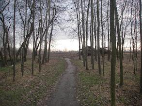 """Photo: teraz wędrówka na """"Hubertusa 2"""""""