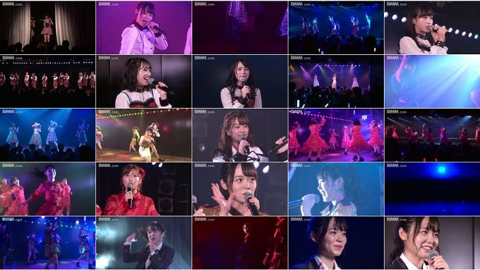 181110 (1080p) AKB48 岡部チームA 「目撃者」公演 西川怜 生誕祭