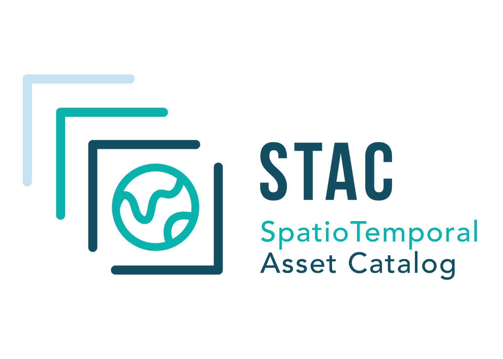 A logo for the STAC catalog.