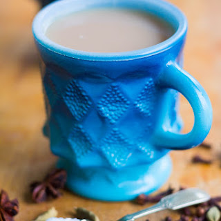 Masala Chai Recipe | Sweet & Milky Indian Spiced Tea