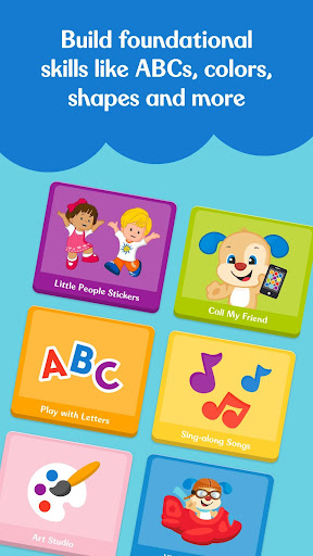 Learn & Play by Fisher-Price: ABCs, Colors, Shapes apktram screenshots 1