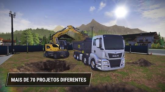 Construction Simulator 3 V1.1 Apk Mod (Dinheiro Infinito) 5