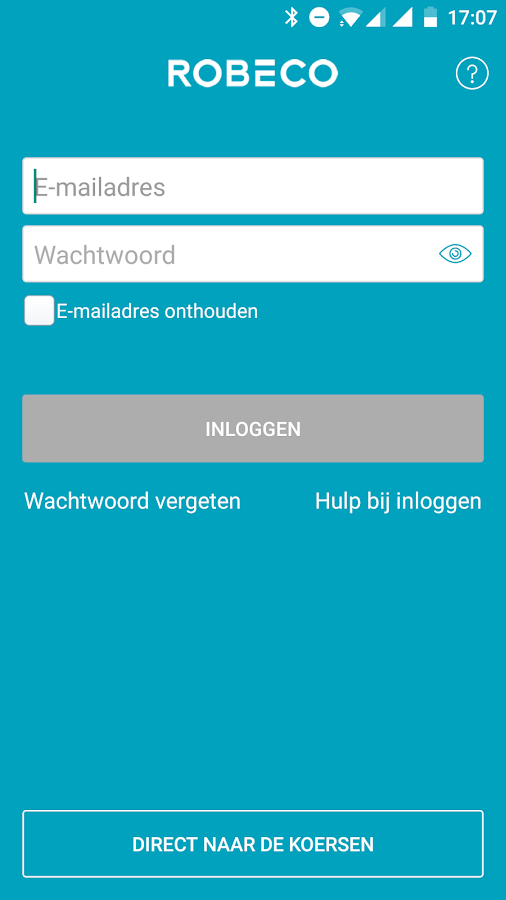 Mijn Robeco- screenshot