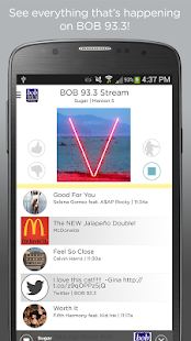 BOB 93.3- screenshot thumbnail