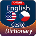 English to Czech offline Dictionary icon