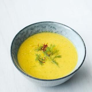 Fennel, Dill & Saffron Soup