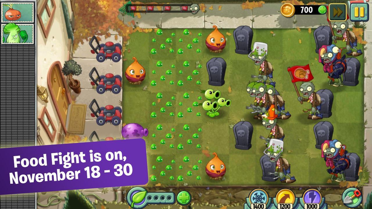 Plants vs. Zombies 2- screenshot