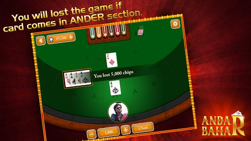 Andar Bahar  gameplay   by HackJr.Pw 12