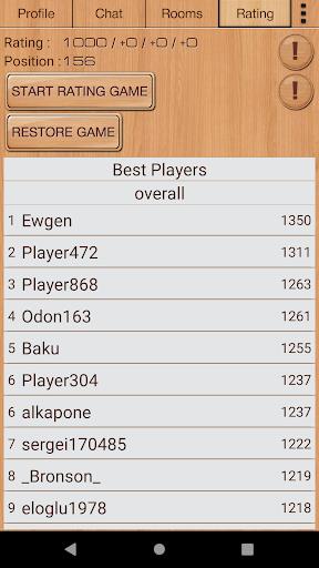 Code Triche Backgammon APK MOD screenshots 6