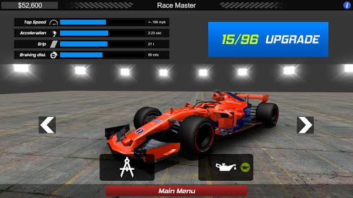 Race Master MANAGER APK MOD – Pièces de Monnaie Illimitées (Astuce) screenshots hack proof 1