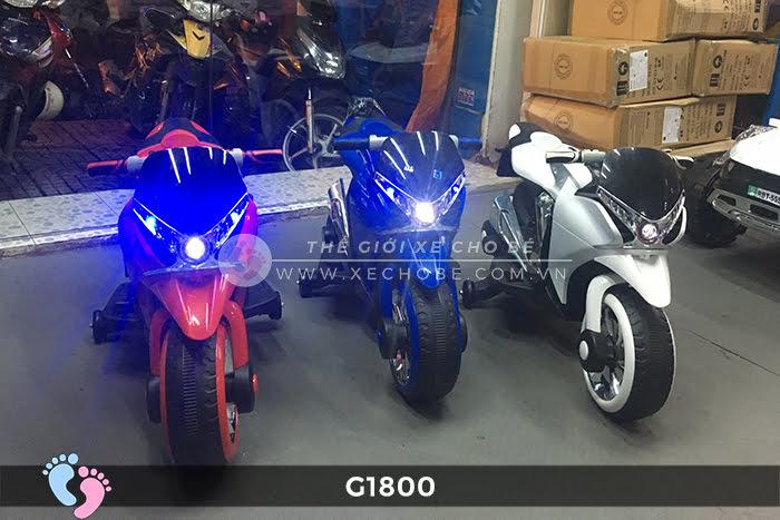 Xe mô tô điện trẻ em g1800 3