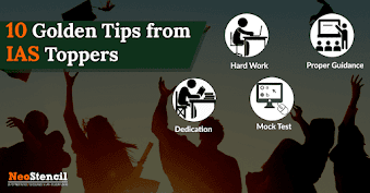 10 Golden tips from IAS toppers