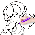 How To Draw Princess icon