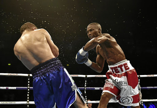 WBO bantamweight champion and BSA 2017 boxer of the year Zolani Tete will be driving a brand new set of wheels this week.