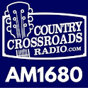 AM1680 Country Crossroads icon
