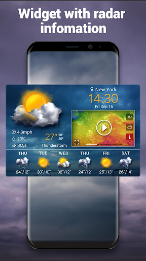 Weather Radar Alerts App & Global Forecast 14.1.0.44430 screenshots 1