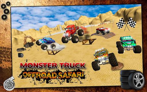 免費下載賽車遊戲APP|怪物卡车越野野生动物园 app開箱文|APP開箱王