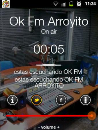 Ok Fm Arroyito