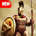 Gladiator Heroes Clash - Best strategy games APK