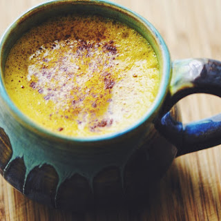 Mama's Spicy Golden Milk (Turmeric Tea)