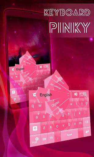 粉紅鍵盤免費