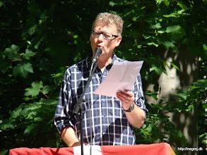 Photo: Jørgen Møller taler varmt om børnene og deres kompetencer