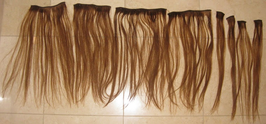 Euronext Clip In Hair Extensions 76