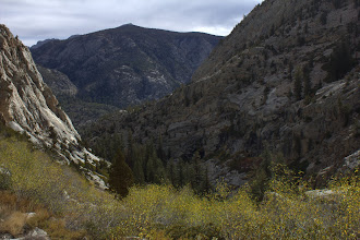 Photo: Down to the Kern Valley