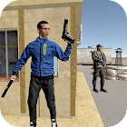 军队 狙击兵 刺客 射击 3D icon