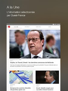 Ouest France screenshot 5