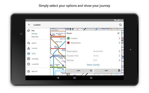 London Underground Free screenshot 19