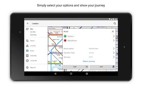 Tube Map London Underground 19